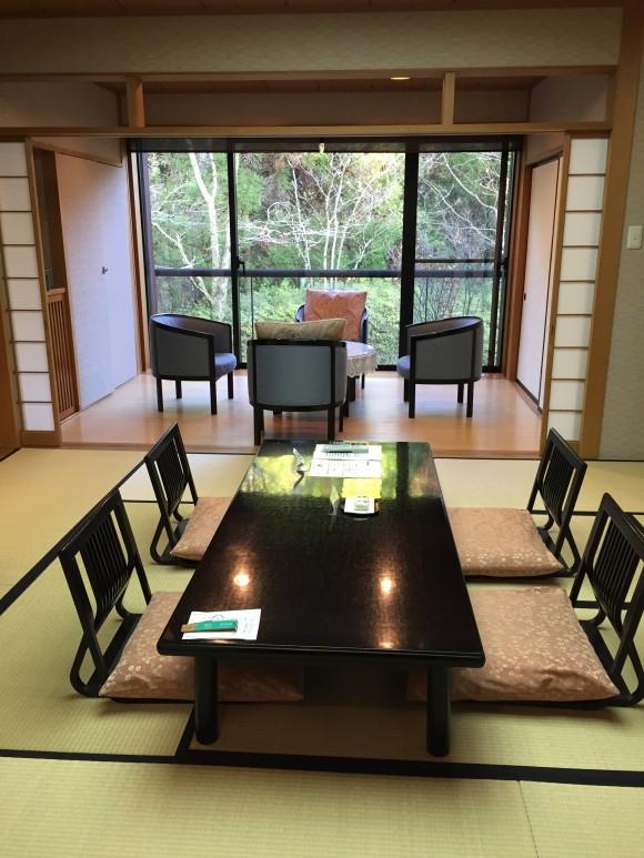 トスラブ箱根 和奏林 和室1