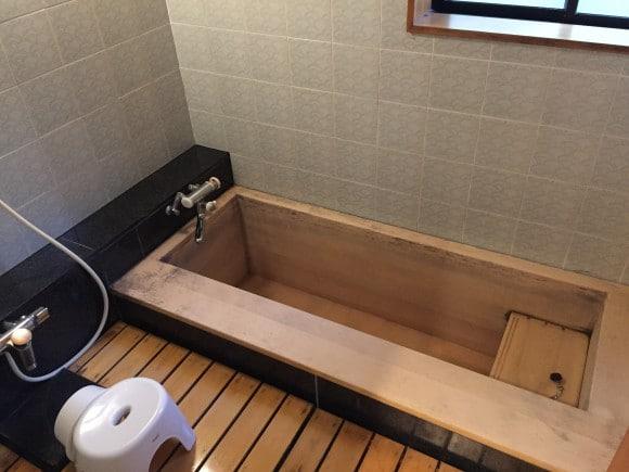トスラブ箱根 和奏林 風呂