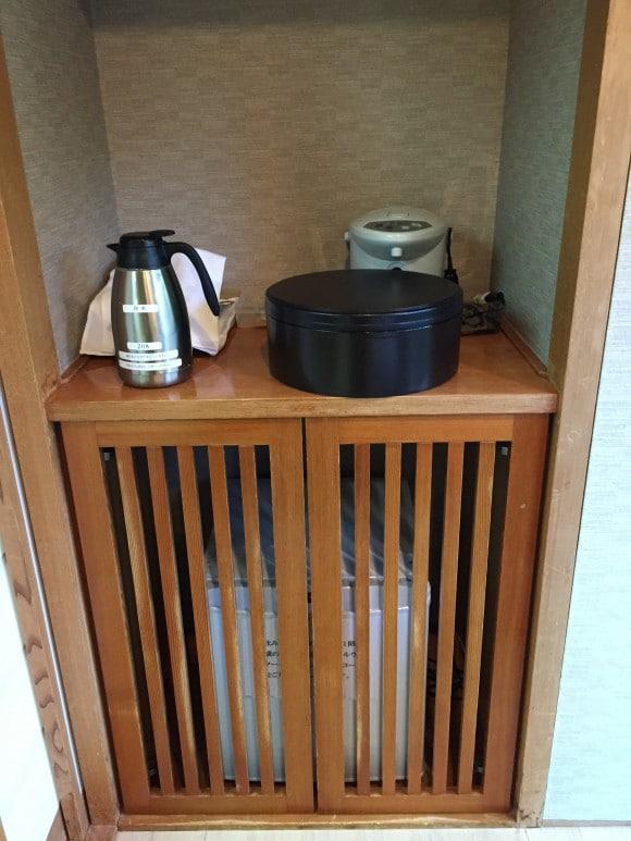 トスラブ箱根 和奏林 冷蔵庫