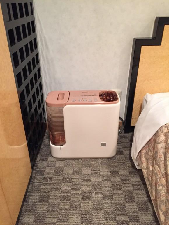 トスラブ箱根 和奏林 空気清浄器2