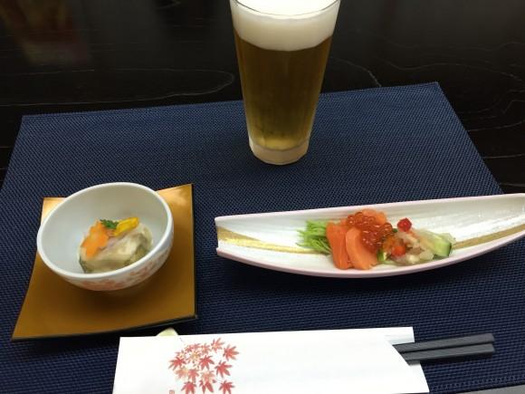 トスラブ箱根 和奏林 夕食2