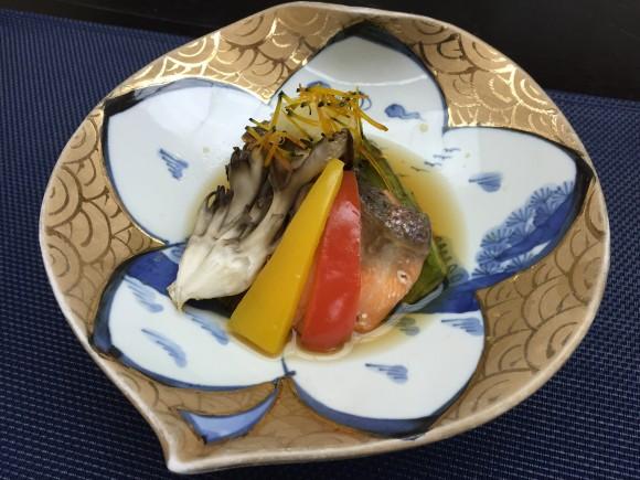 トスラブ箱根 和奏林 夕食5
