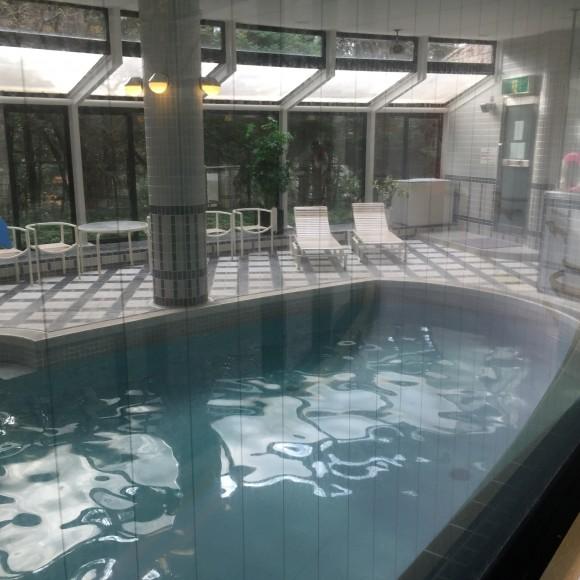 トスラブ箱根 和奏林 プール