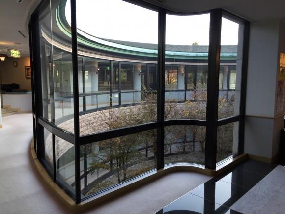 トスラブ箱根 和奏林 中庭