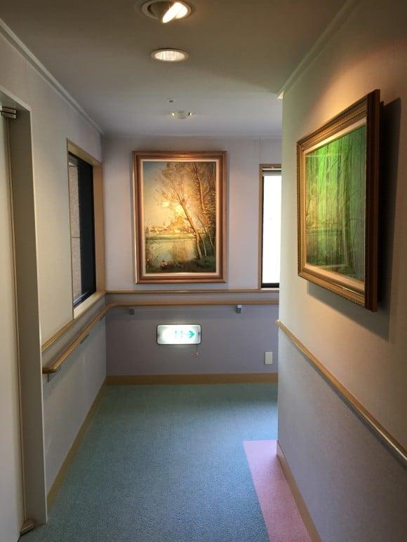 トスラブ箱根 和奏林 廊下2