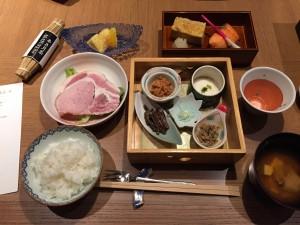 鬼怒川金谷ホテル 朝食