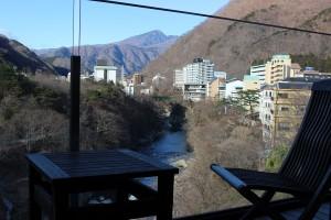 鬼怒川金谷ホテル 景色