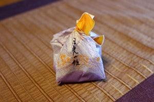 鬼怒川金谷ホテル 茶菓子