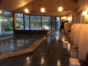 鬼怒川金谷ホテル 古代檜の湯