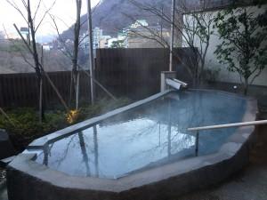 鬼怒川金谷ホテル 温泉 四季の湯 露天風呂