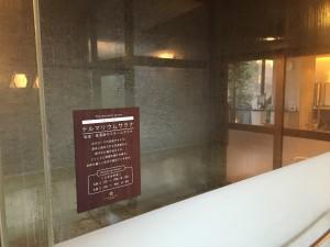 鬼怒川金谷ホテル 温泉 四季の湯 サウナ
