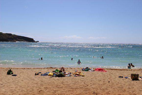 ハナウマ湾2