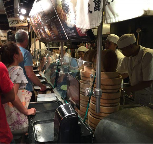 丸亀製麺(ホノルル)5