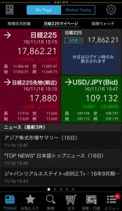 iSPEED(楽天証券)